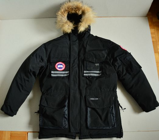 Męska kurtka puchowa Canada Goose Snow Mantra roz.L