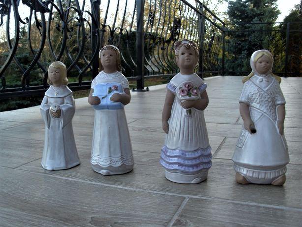 Figurki ceramika Jie Gantofta