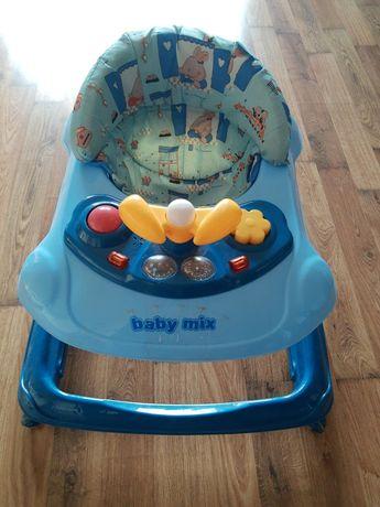 Chodak chodzik baby mix