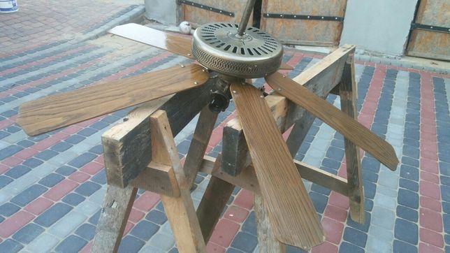 żyrandol z wiatrakiem zapasowe części gratis