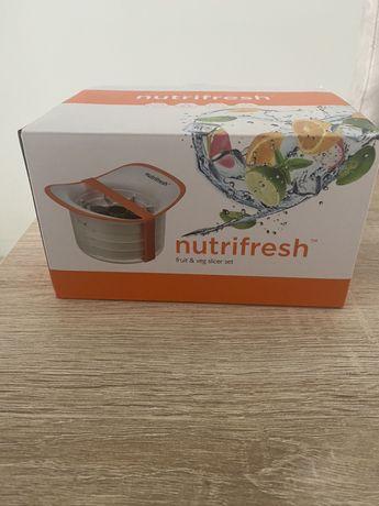 Cortador fruta e vegetais Nutrifresh - NOVO