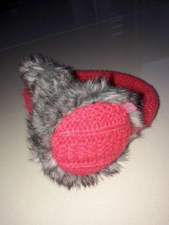 4F nowe nauszniki czapka