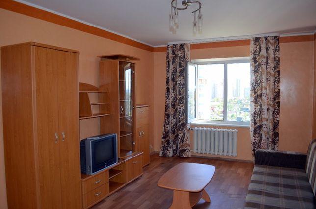 Сдаётся уютная 1-к квартира на Троещине, Лисковская 28-а. От хозяина!