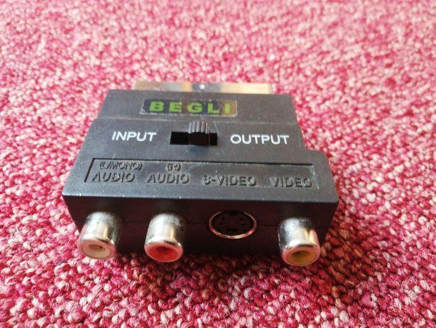 Adapter euro na RCA GEMBIRD