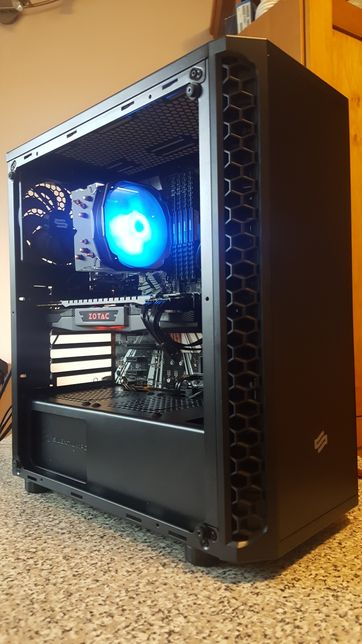 Komputer i5 9600K, GTX 1070Ti, SSD, Fortnite, PUBG, GTA 5, CS GO