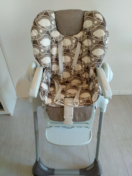 Krzesełko do karmienia Chicco