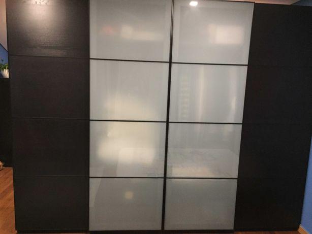 Roupeiro de 4 Portas 2 com vidro