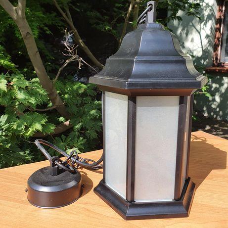 Lampa ogrodowa zewnętrzna
