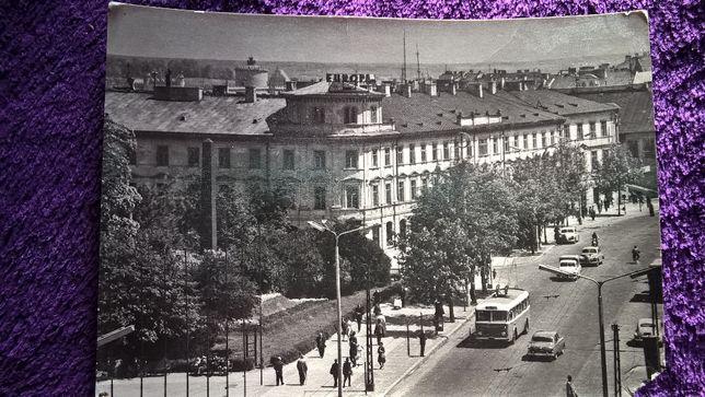 Lublin lata 60 te Warszawa m 20 syrena bosto