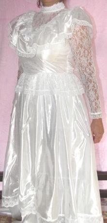 Свадебное вечернее платье производства США