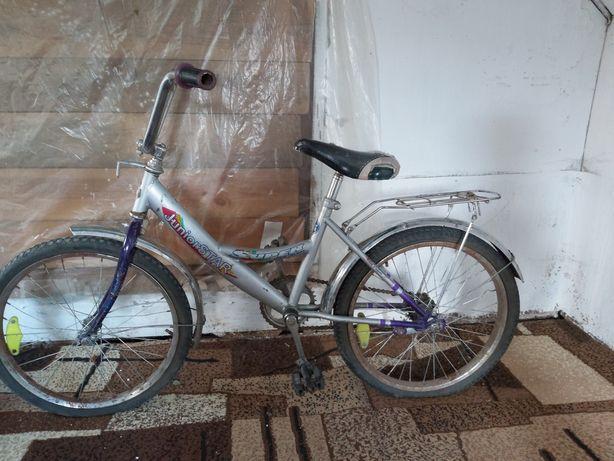 Дитячий велосипед 7-9 р.