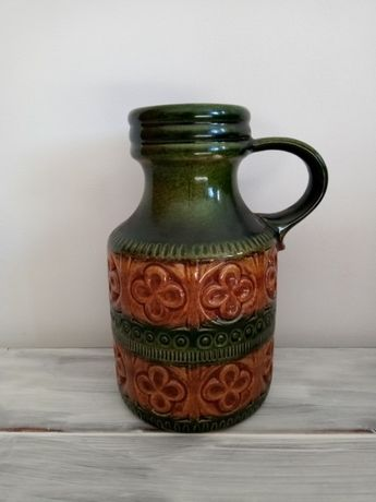 Duży wazon ceramiczny W. Germany