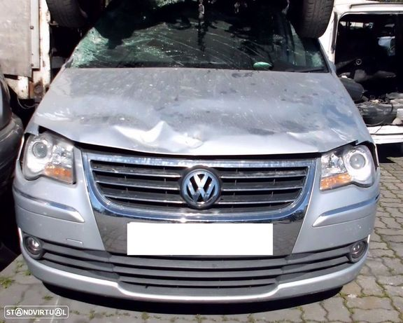 Peças Volkswagen Touran 2007