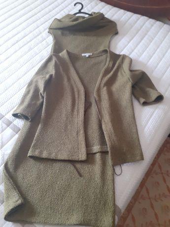 Vestidos em malha