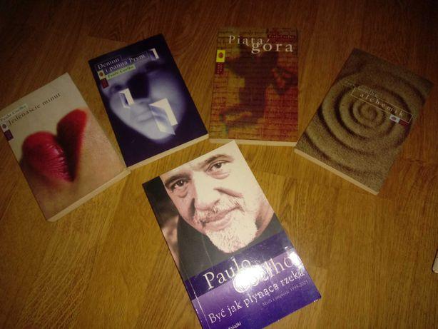 Ksiazki Paulo Coelho