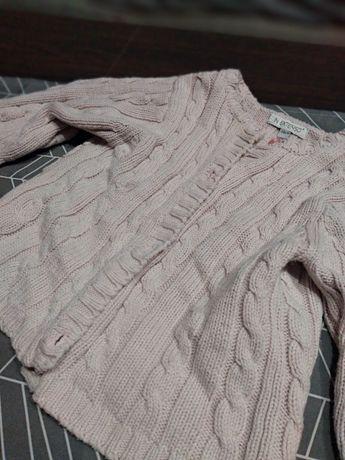 Sweterek intensso dla dziewczynki