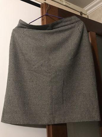 Шерстяная юбка для девочки