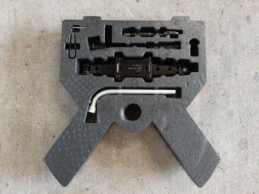 Домкрат SEAT LEON ST 5F Kombi (Крюк ключ Инструмент