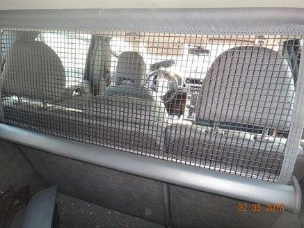 Volvo V50 SIATKA bagażnika ROLETA stan IDEALNY