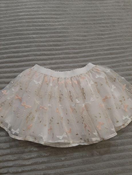 Spódniczka spódnica mayoral kokardki