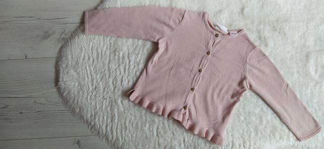 Sweterek Zara rozm. 92