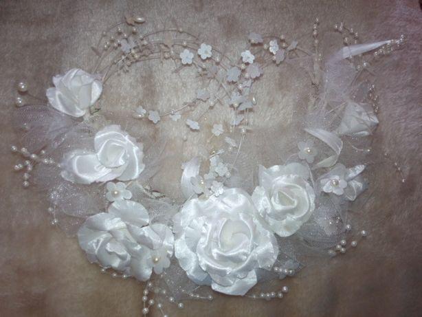 Веночек украшение на голову невесты