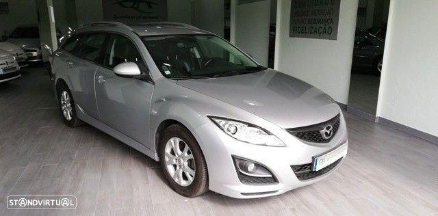 Mazda 6 2.2 SW Executive Line