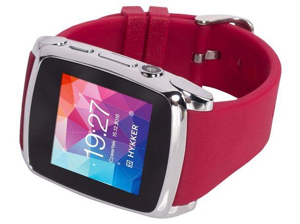 Smartwatch chrono_czerwony