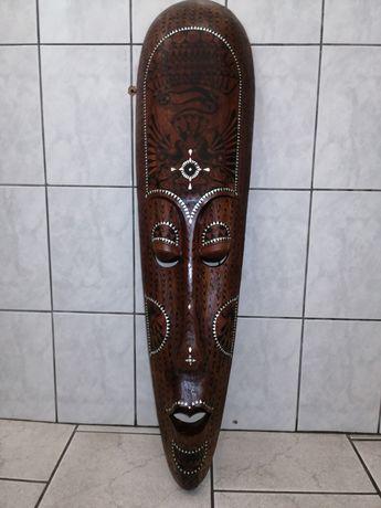 Wielka maska Afrykańska 101 X 25