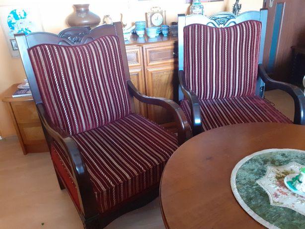 2-fotele tronowe -. Super okazja 490 zł szt.