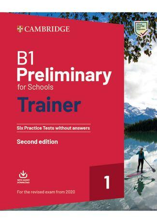 Cambridge Preliminary for Schools Trainer 1