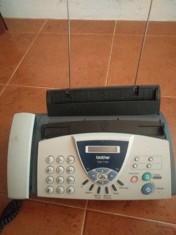 Fax e Fotocopiadora Brother