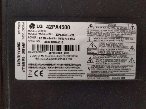 Telewizor LG42PA4500
