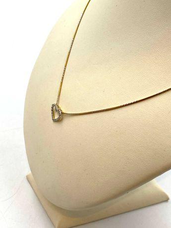 Złoty łańcuszek/celebrytka Pr. 585 Waga: 3,77 G Plus Lombard