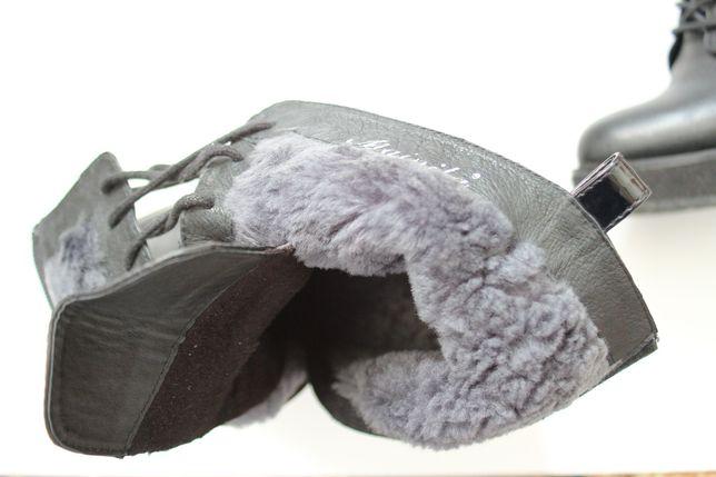 Черевики зимові (ботинки)