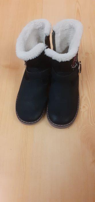 Buty dziewczęce zimowe rozmiar 28 Żory - image 1