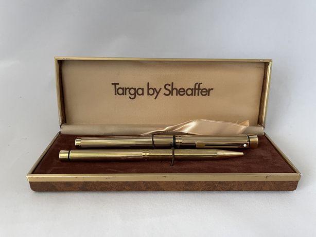 Canetas Sheaffer Targa em Ouro Electro Plated 12K