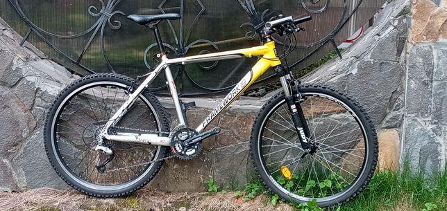 Велосипед XT Deore 26 кол вилка ROCK SHOK 100