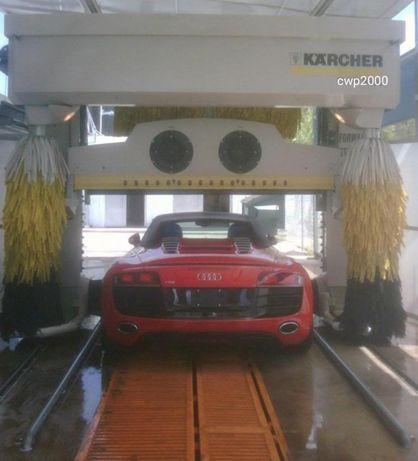 Мойка сушка , автомойка портальная , автоматическая , karcher cwp2000