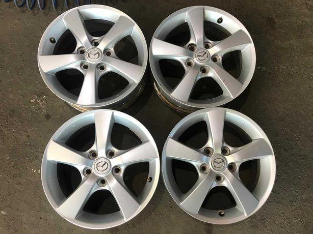 Диски 16' Mazda orig. 5*114,3, et-41, 67,1. Kia, Hundai, Mitsubishi.