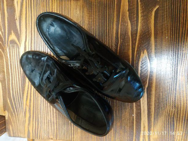 Туфли для танцев мальчиковые