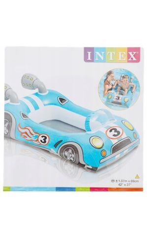Wyścigówka,Auto, ponton, basenik dla dziecka. Nowy
