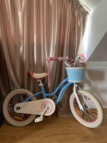 Велосипед для девочки Royal Baby StarGirl