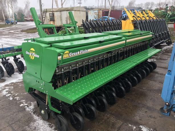 Сеялка зерновая механическая Great Plains CPH 1500 (4,5 Метра)