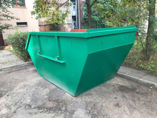 Wywóz gruzu / Wywóz odpadów pobudowlanych /Kontenery na odpady/GRUZ