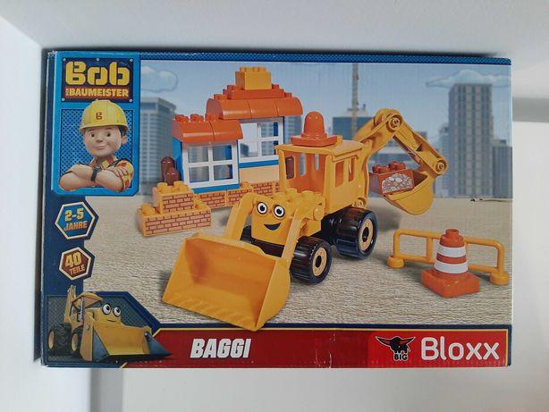 Klocki a'la Lego Duplo Koparka