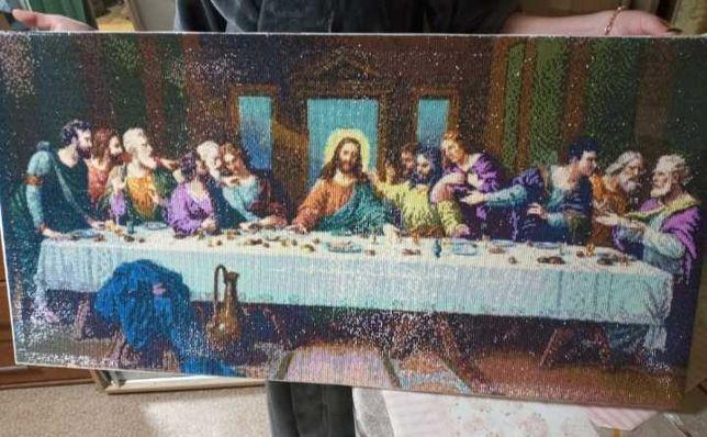"""Картина,икона,,Тайная вечеря """""""
