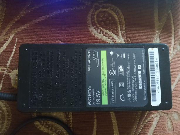 Orginalny zasilacz Sony VPG-AC19V13 4,74A 19,5V 90W 6,5x4,4 mm