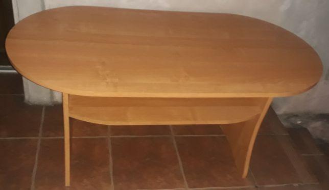 Duzy stolik Kawowy ŁAWA 120 ×60 Olcha