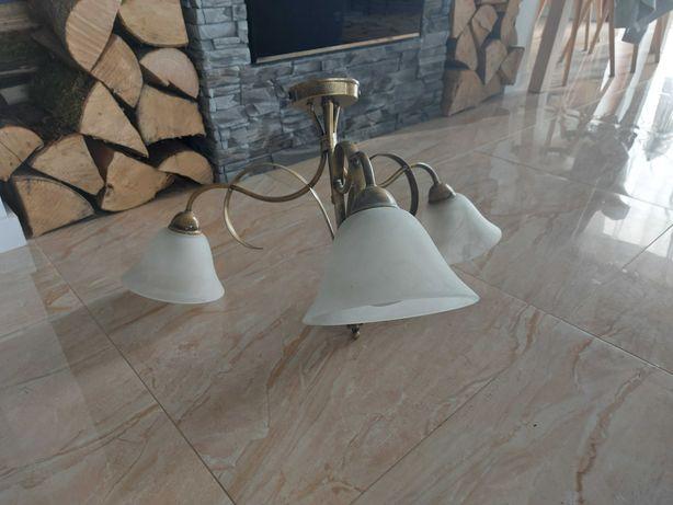 Lampa sufitowa 3 żarówki